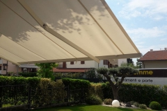 tenda da sole ellisse